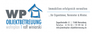 logo Wohnplan Objektbetreuung