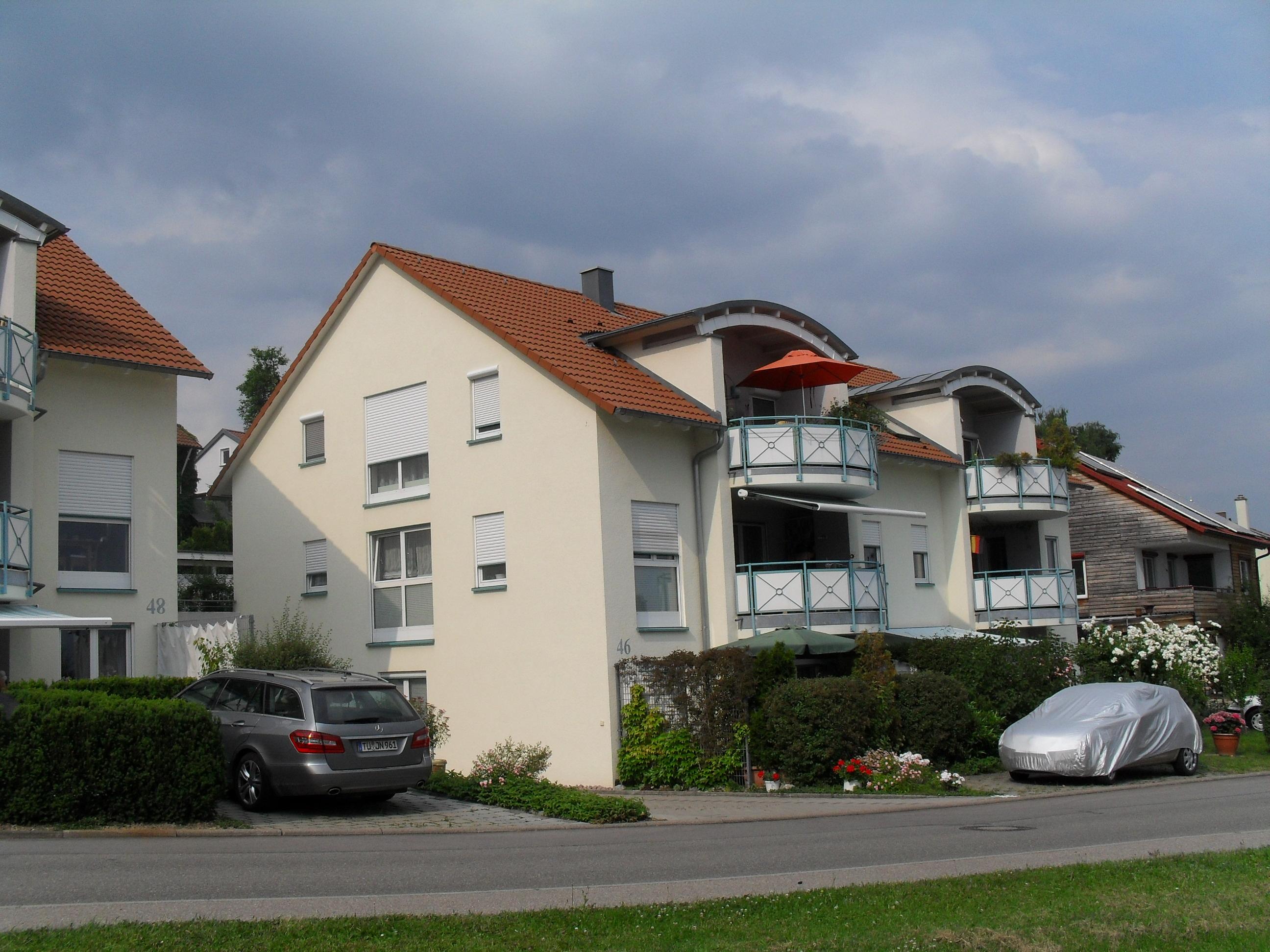 WEG Schwarzwaldstr. 46+48, Herrenberg