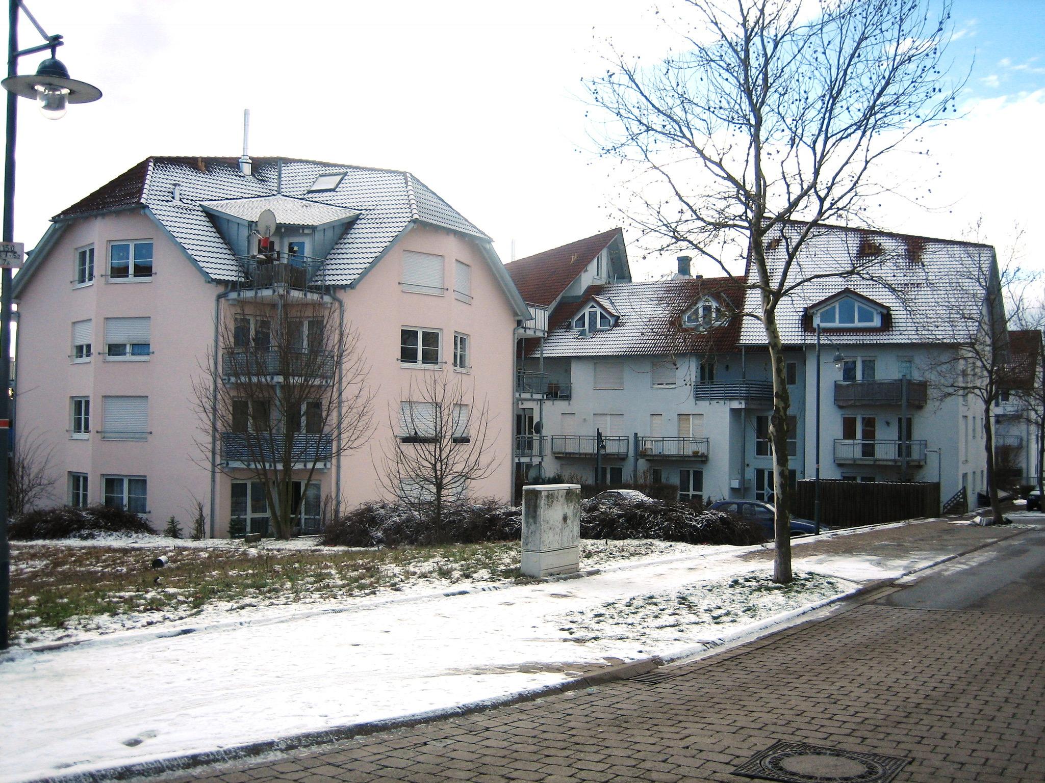 WEG Eschenweg 1, 2, 4, Nagold