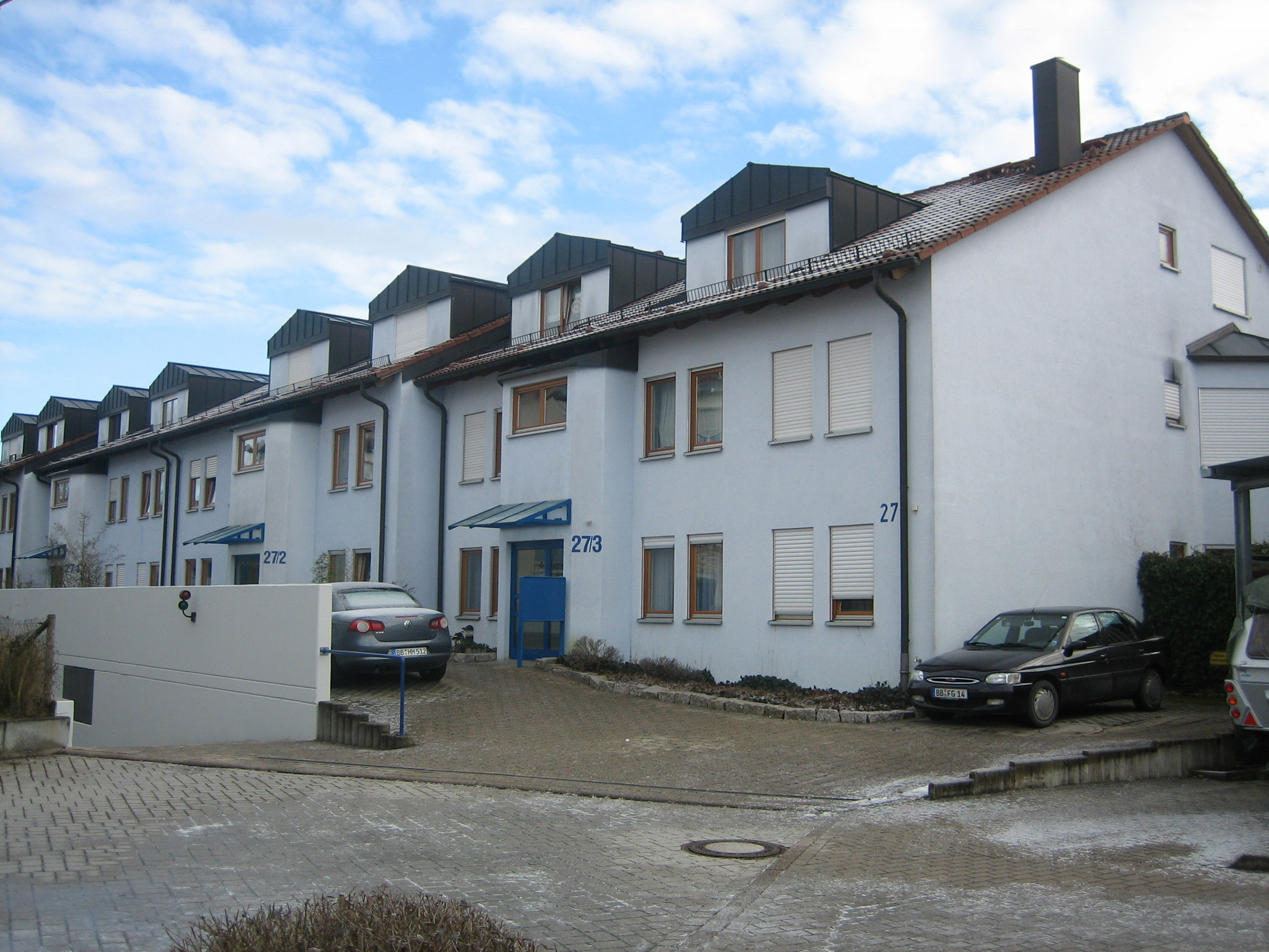 WEG Adlerstr. 27-27/3, Herrenberg