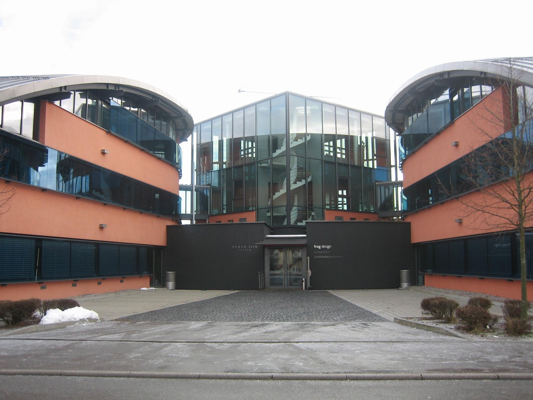 Bürogebäude Atlantis, Herrenberg