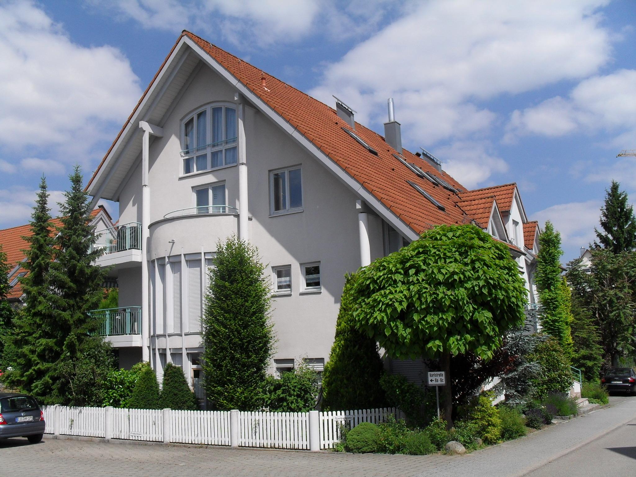 WEG Karlstr. 2-6, Nufringen