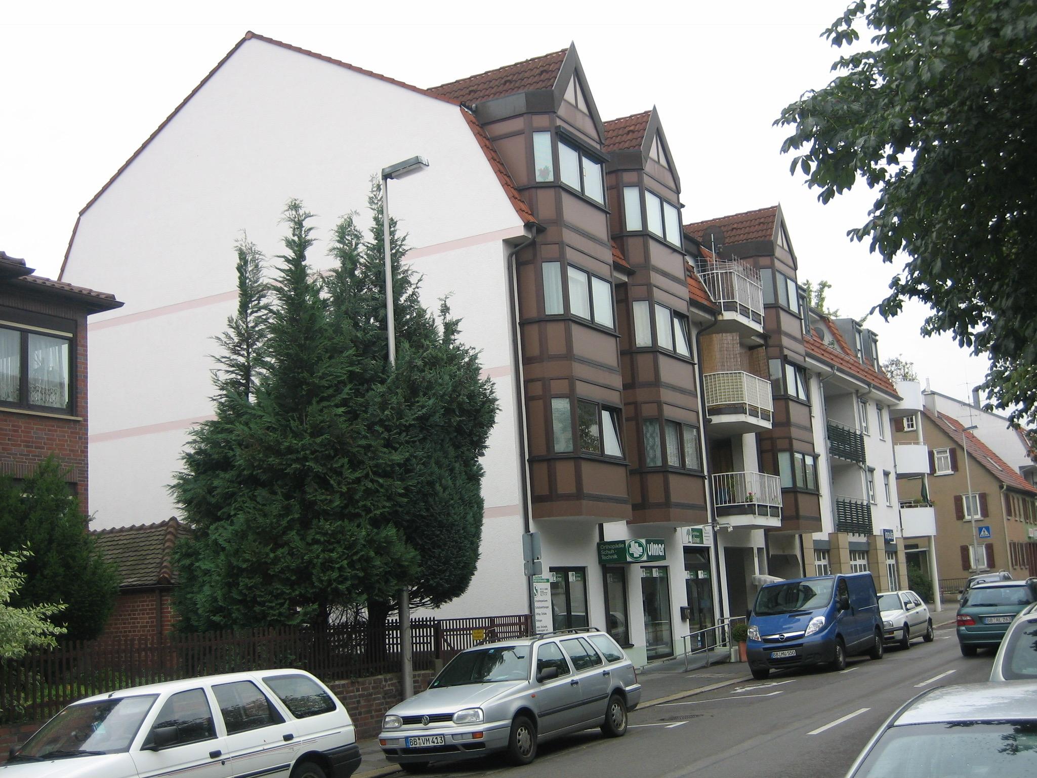 WEG Bahnhofstr. 19, Sindelfingen