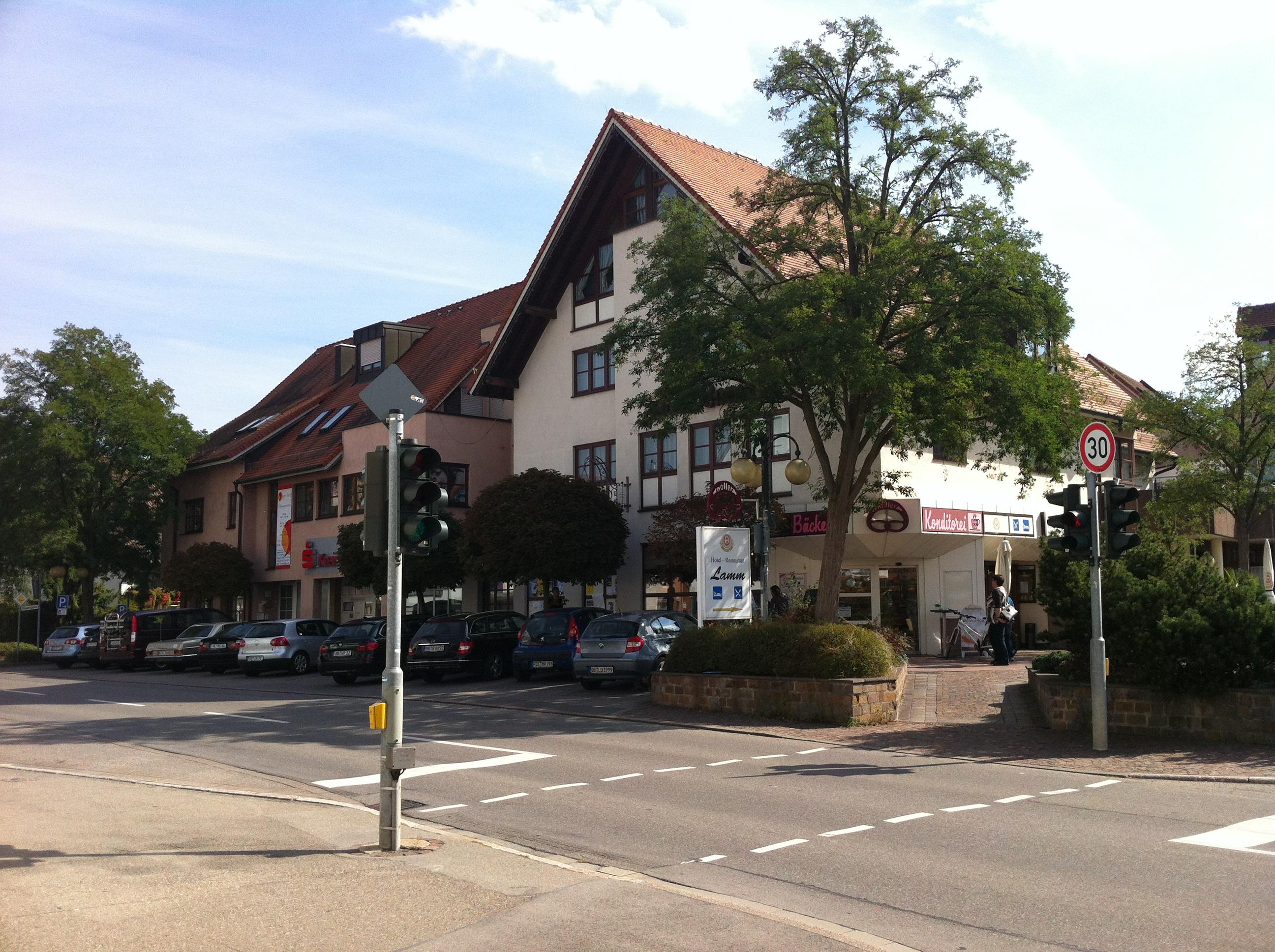 WEG Hauptstr. 30-34 / Kirchgasse 1, 5-9, Nufringen